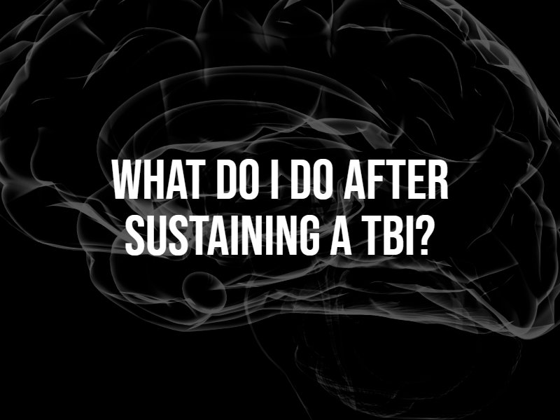 What Do i do after a TBI in Nashville, TN